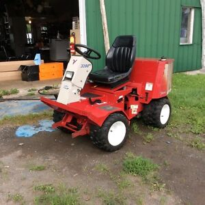 Ventrac 3200 Diesel Tractor, 4WD, Compact Articulating