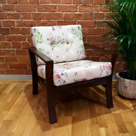 RETRO VINTAGE Armchairs after renovation