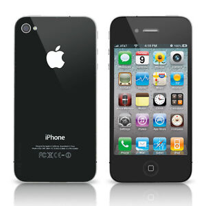 Iphone 4 in good condition works with Telus