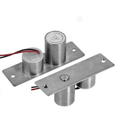 Mini Electric Bolt Lock Dc12v Solenoid Electric Door Lock0.12a Concealed Install