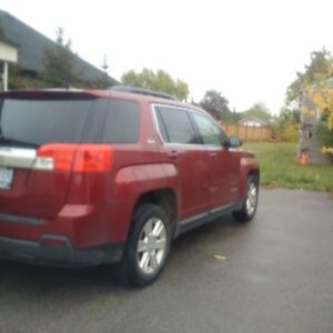 GMC Terrain SUV, Crossover