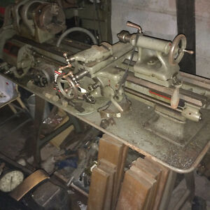 South Bend 9 Model A Lathe Kingston Kingston Area image 3
