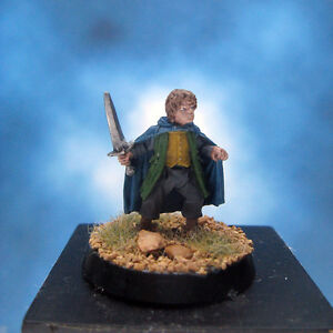 Painted-Games-Workshop-LOTR-Miniature-Merry