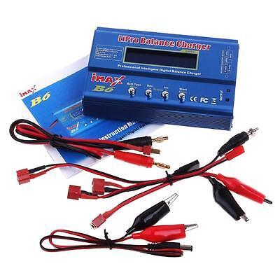 Imax B6 Lipo Nimh Li Ion Ni Cd Rc Battery Balance Digital Charger Discharger