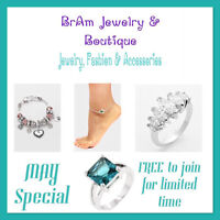 Free to join - BrAm Jewelry & Boutique!!
