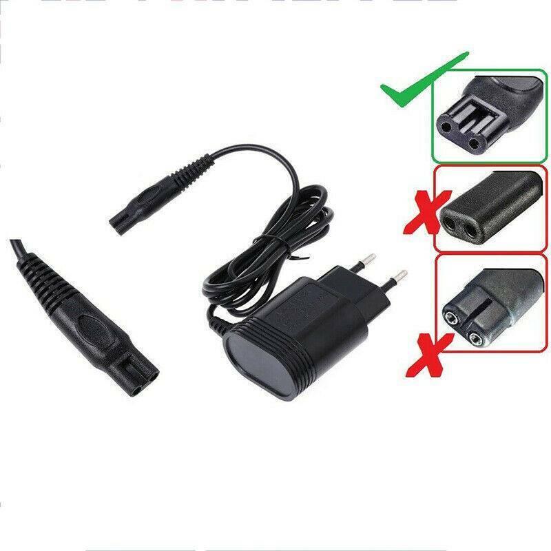 Ladekabel Netzteil Ladegerät für Philips Rasierer HQ8505 HQ8500 DE