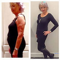 Natural weight loss -12lbs or 12in in 24 days guaranteed!