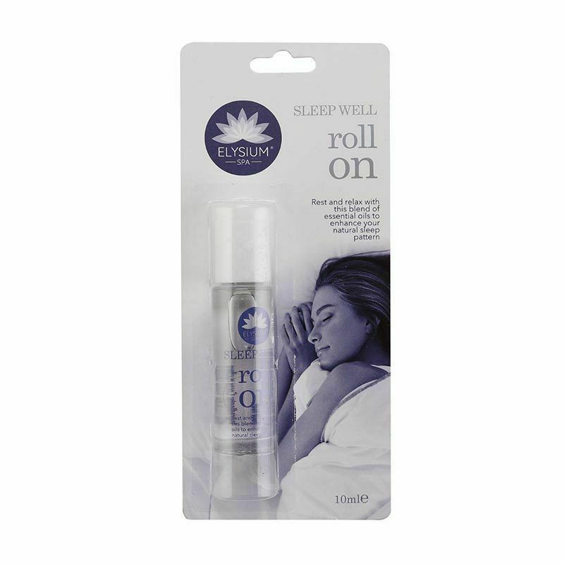 Sleep Well Lavender Eucalyptus Essential Oils Roll On Natural Sleeping Aid 10ml