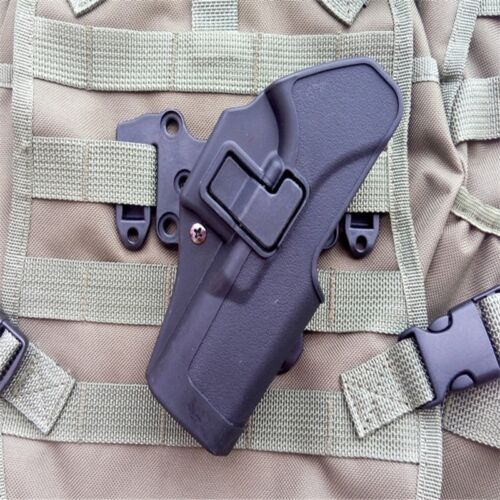 CQC Serpa Right Hand Waist Pistol Holster w// MOLLE for Glock 17 19 22 23 31 32