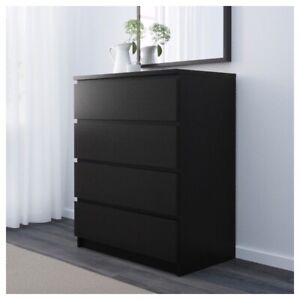 Brand New in Box Ikea Malm 4 Drawer Chest - Delivery Included