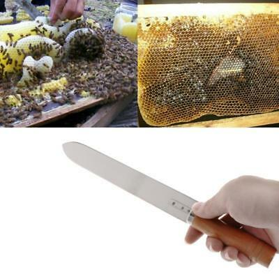Z Shape Honey Bees Knife Sharp Ultrathin Cutting Honeycomb Beekeeping Tools New