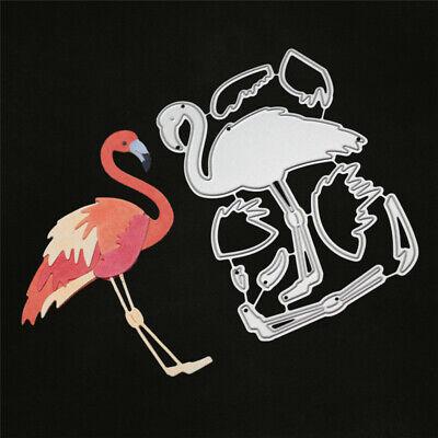 Stanzschablone Flamingo Tier Hochzeit Weihnachten Geburtstag Oster Karte Album