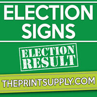 Yard, Lawn, Realtor, Election Signs Discount Printing