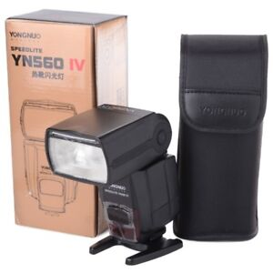Yongnuo YN560 IV 2.4GHz Speedlite Flash Speedlight