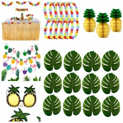 amingo Banner Summer Beach Luau Party Decoration Fancy Dress (Luau-party Banner)
