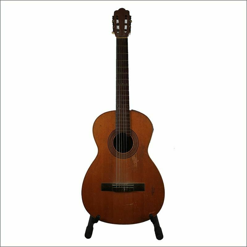 Rory Storm Owned 1960s Vincente Tatay Tomas Acoustic Guitar (UK)