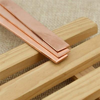 T2 Copper Bar Plate Good Thermal Conductivity Raw Material Flat Sheet 99.95
