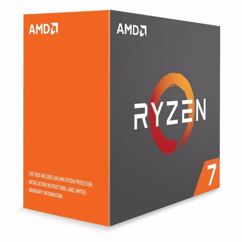 Ryzen 1800x CPU + GA-AX370 Aorus Gaming 5 motherboard + Coolermaster HAF XB Evo Case