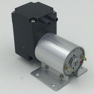 Mini Vacuum Pump Dc 12v Small Vacuum Suction Pump Diaphragm Pump 80kpa