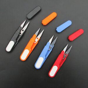 1x Mini Stainless Steel Fishing Line Cutter Trimming Sewing Scissors Nipper Snip
