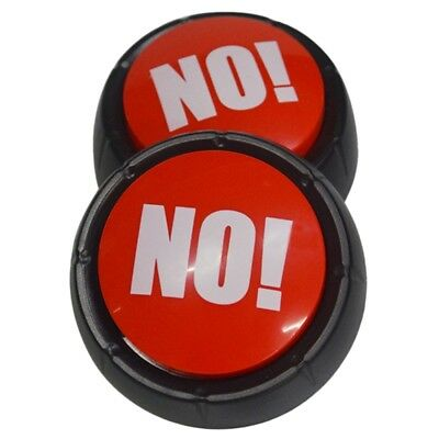 No No New Hot Sound Button Music Box Novelty Gag Toy Event Party Supplies Decor