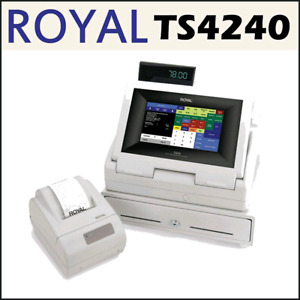 Royal TS4240 Touch Screen LCD Point of Sale System POS