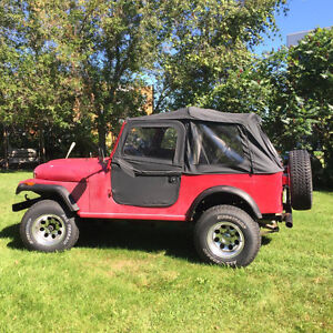 1984 Jeep CJ VUS