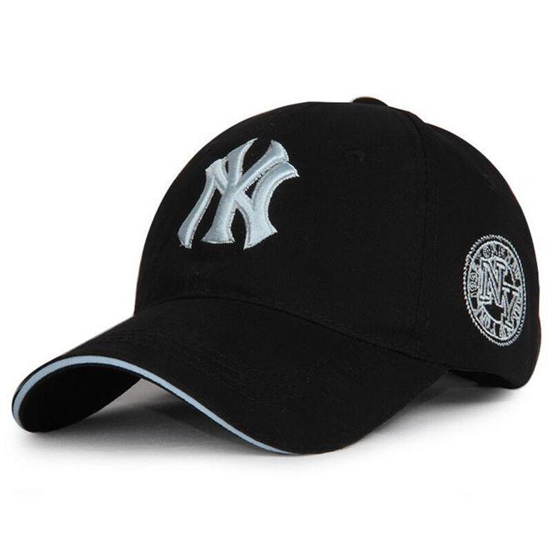 Fashion Men Women NY Bboy Adjustable Snapback Sport Hip-Hop Baseball Cap Sun Hat