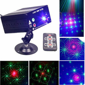 Brand New 48 Pattern LED Laser Party Light Kitchener / Waterloo Kitchener Area image 1