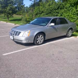 2007 caddy DTS