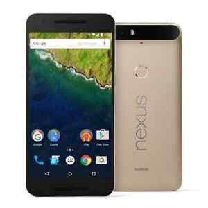Google Nexus 6P Factory Unlocked 32GB Gold Excellent Condition