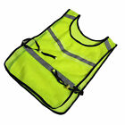 Green Cycling High Visibility and Reflective Clothes