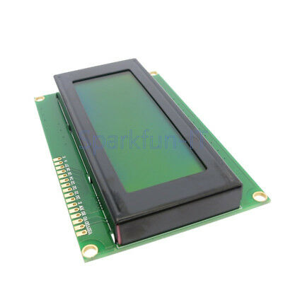 2004 LCD Yellow Display Module 20X4 Characters 5V for Arduino with HD44780 NEW