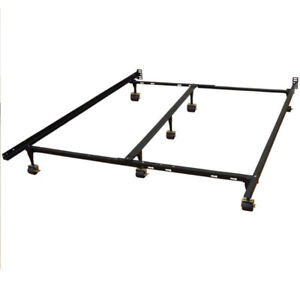 METAL BED FRAME -  for Queen and King sized Beds