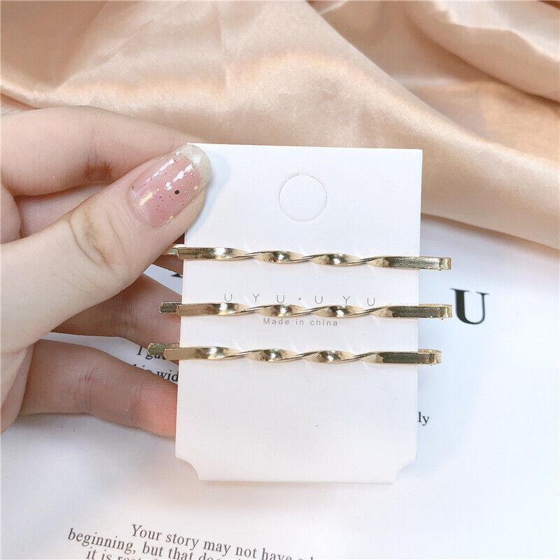 10Pcs Hair Clips Clip Snap Hair Clip Barrette Hairpin Hair Accessories for Women