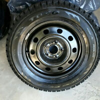 Excellent winter tires - Toyo GSi-5 Observe 235-65 R17
