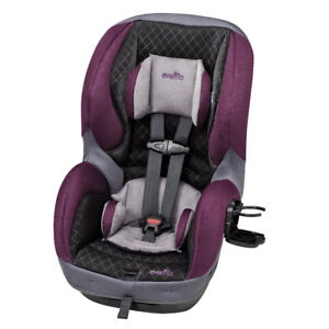 2 Evenflo SureRide Titan 65 Car Seats Only Used Once