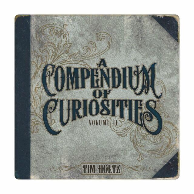 Tim Holtz: A Compendium of Curiosities: Volume 2  TH93018 N