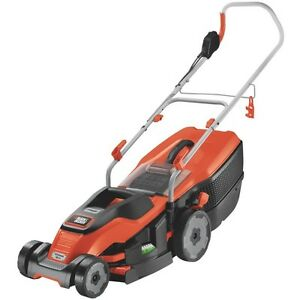 Lawnmower Electric Black and Decker