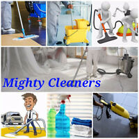 Mighty Cleaners Residential and Commercial cleaning services