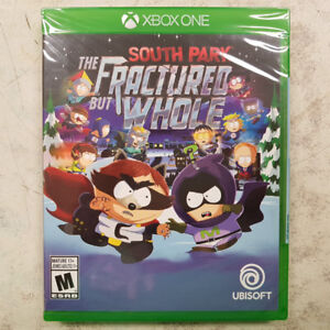 South Park: The Fractured But Whole Xbox One Game - NEW