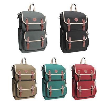 Photography Camera Backpack Travel Bag Insert For DSLR SLR Canon Nikon Sony Lens