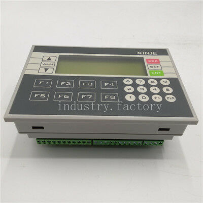 Xp3-18rt Xinje Integrator Of Plchmi Op330 Operate Panel Screen 10di8do Dc24v