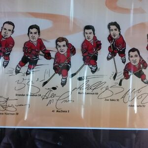 2002 Men's Olympic Hockey Team Kingston Kingston Area image 2