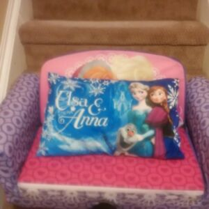 Disney's Frozen items Elsa and Anna