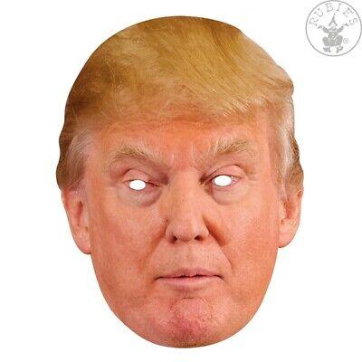 Maske Donald amerikanischer Präsident