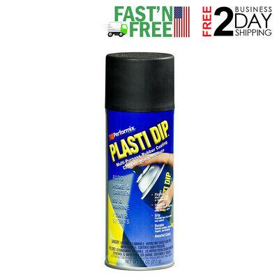 Plasti Dip Rubber Coating Spray Paint Matt Black Color Diy Car Wheels Rims Cans