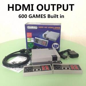 LIMITED EDITION! HD 600 Classic Video Game Mini Machine FREE SHIPPING