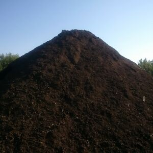 Sifted topsoil August *Screened Soil Sale* $17/yd