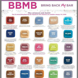 HUGE SCENTSY BAR SPECIAL- ALL SCENTS INCLUDING BRING BACK MY BAR